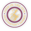 Lion In The Sun logo Huntington