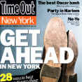 Time Out New York February 2009