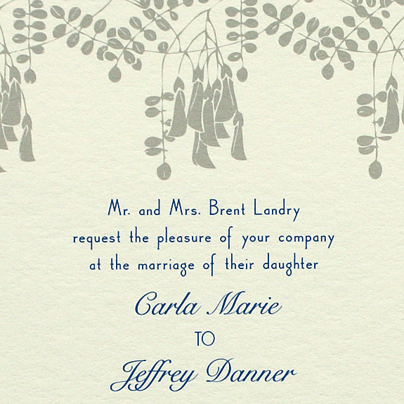Carla and Jeffrey: Montgomery Place invite detail