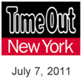 Time Out New York, July 7, 2011