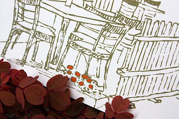 Spring Street: invite detail