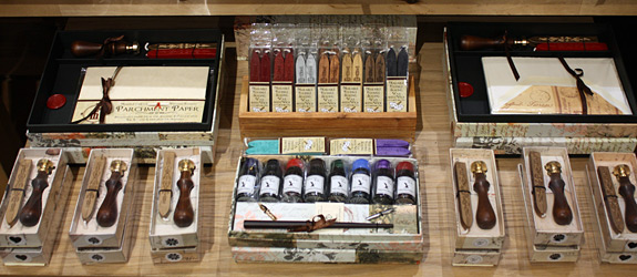 wax seals and calligraphy sets to satisfy your higher-end letter writing needs