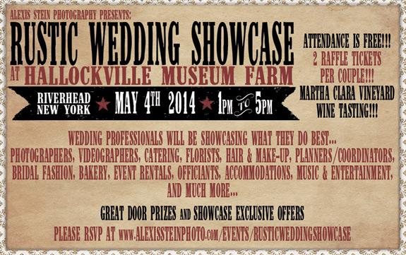 Rustic Wedding Showcase