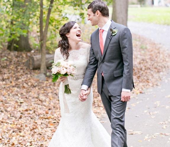 Megan and Colin: courtesy of CassiClaire.com
