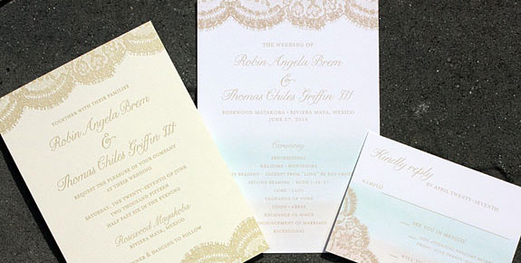 Robin and Thomas: Sutton Place {custom}